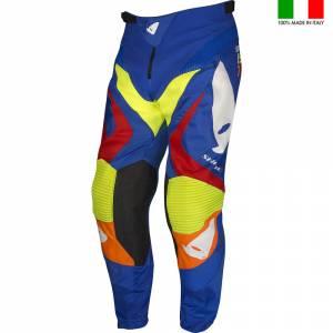UFO Shade Blue Motocross Pants