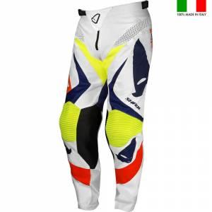 UFO Shade White Motocross Pants