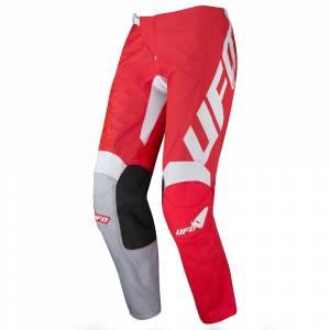 UFO Indium Red Motocross Pants