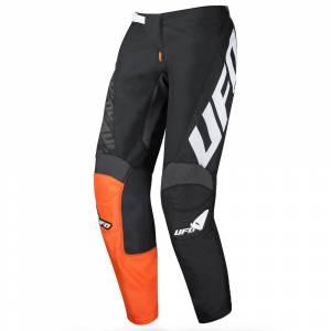 UFO Indium Black Motocross Pants
