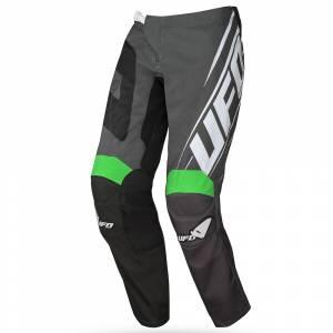 UFO Kids Vanadium Black Motocross Pants