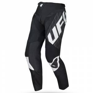 UFO Deepspace Black Motocross Pants