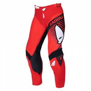 UFO Slim Radom Red Motocross Pants