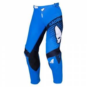 UFO Slim Radom Blue Motocross Pants