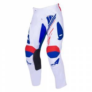 UFO Heron White Motocross Pants
