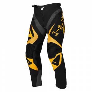 UFO Takeda Yellow Motocross Pants