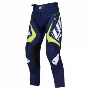 UFO Bullet Blue Yellow Motocross Pants