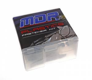 MDR Plastic Fastener Kit Honda CRF