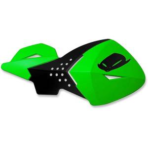 Replacement Plastic for UFO Escalade Handguards - KX Green