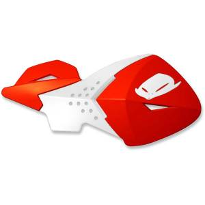Replacement Plastic for UFO Escalade Handguards - CR-CRF Red