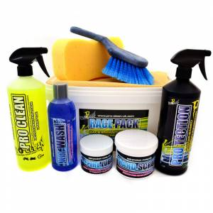 PRO CLEAN RACE PACK (Off Road)