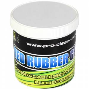 Pro Clean Red Rubber Grease 500g