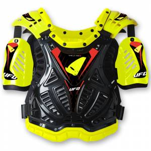 UFO Shield One Yellow Chest Protector