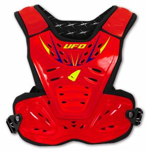 UFO Reactor 2 Evolution Fluo Red Chest Protection