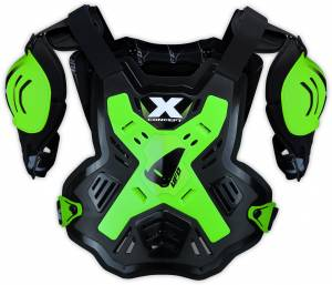 UFO X-CONCEPT Fluo Green Chest Protection
