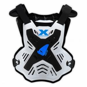 UFO X-Concept Evo White Black Chest Protector