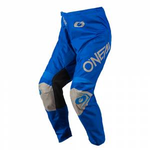 ONeal Matrix Racewear Blue Grey Motocross Pants
