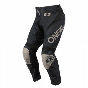 ONeal Matrix Racewear Black Grey Motocross Pants