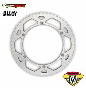 Supersprox Rear Sprocket Maico - Silver