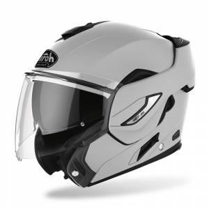 Airoh Rev 19 Matt Concrete Grey Flip Up Helmet