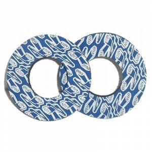 Renthal Grip Donuts - Blue