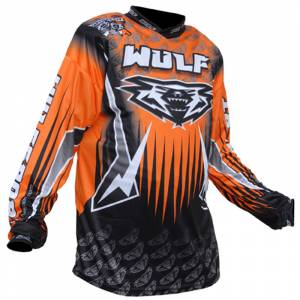 Wulfsport Adult Arena Race Shirt - RS161