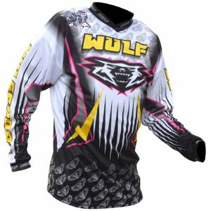 Wulfsport Adult Arena Race Shirt - RS163