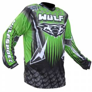 Wulfsport Adult Arena Race Shirt - RS164