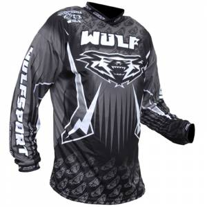 Wulfsport Adult Arena Race Shirt - RS165