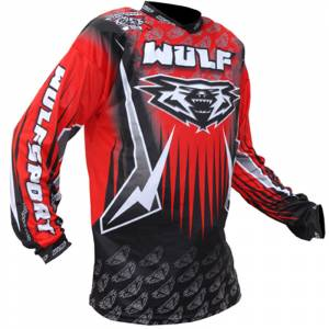 Wulfsport Adult Arena Race Shirt - RS166