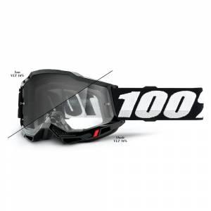 100% Racecraft 2 Accuri 2 Strata 2 Photochromatic Replacement Goggle Lens