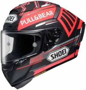 Shoei X-Spirit 3 Marquez 5 TC1 Black Concept Full Face Helmet