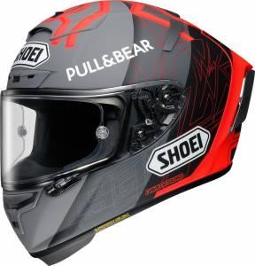 Shoei X-Spirit 3 MM93 TC1 Black Concept 2.0 Full Face Helmet