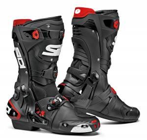 Sidi Rex Black Black Motorcycle Boots