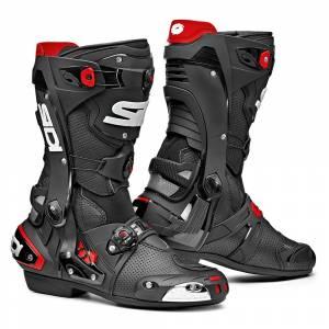 Sidi Rex Air Black Black Motorcycle Boots