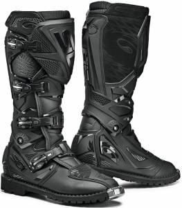 Sidi X-3 Black Enduro Boots