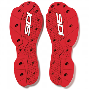Sidi SMS Red Replacement Supermoto Soles