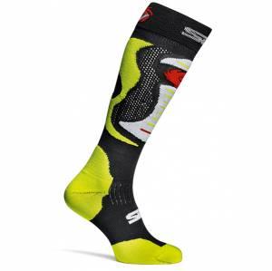 Sidi Faenza Yellow Fluo Socks