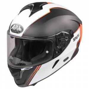 Airoh Spark Flow Orange Full Face Helmet