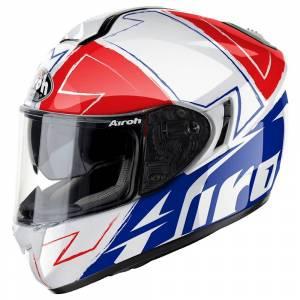 Airoh ST 701 Way Red Blue Full Face Helmet