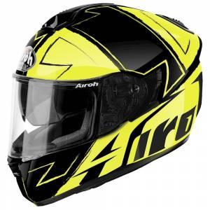 Airoh ST 701 Way Yellow Full Face Helmet