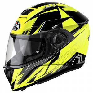 Airoh Storm Battle Yellow Full Face Helmet