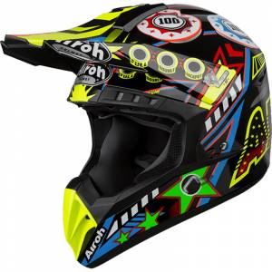 Airoh Switch Flipper Motocross Helmet