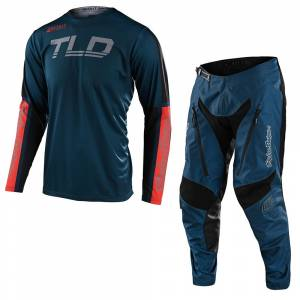 Troy Lee Scout GP Recon Marine Motocross Kit Combo