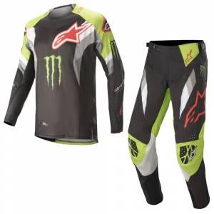 Alpinestars Techstar Monster Eli Tomac Motocross Kit Combo