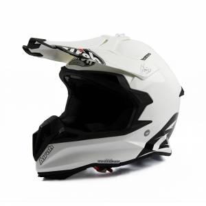 Airoh Terminator Open Vision White Motocross Helmet