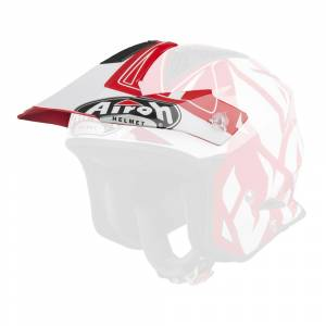 Airoh TRR S Convert Red Replacement Peak