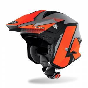 Airoh TRR S White Trials Helmet