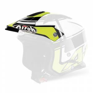 Airoh TRR S Wintage Yellow Replacement Peak