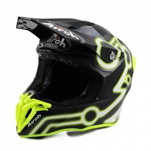 Airoh Twist 2.0 Neon Yellow Motocross Helmet